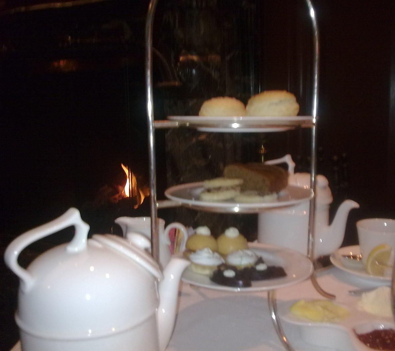 Four Seasons Tea Room Chicago