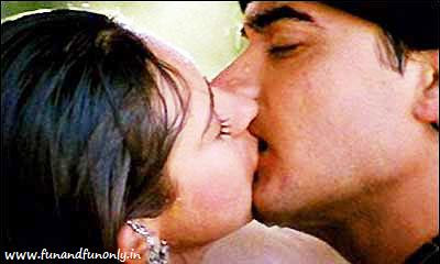 Kisses that made Headlines in Bollywood