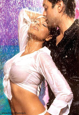 Soaking Wet Bollywood Beauties - HoT