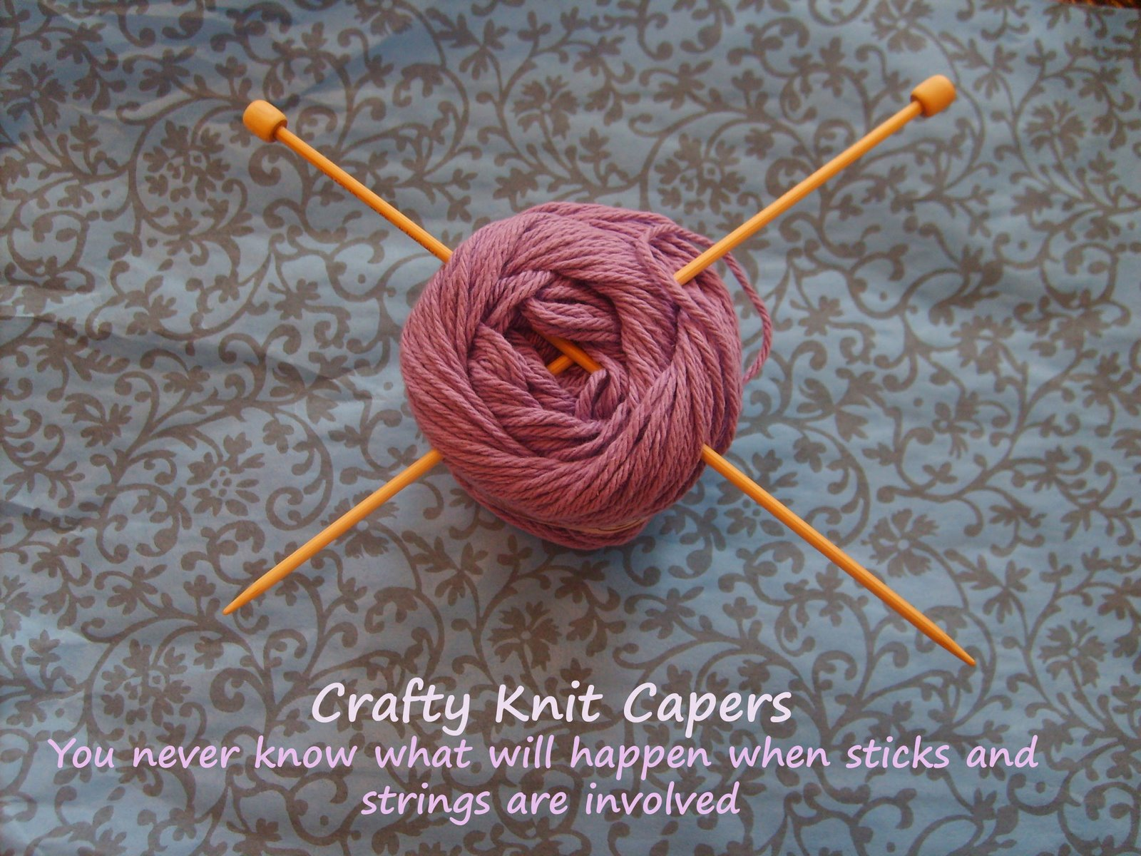 Crafty Knit Capers