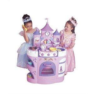 KITCHEN PLAY SET: Disney Princess Magical Kitchen