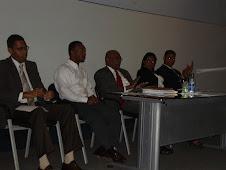 Mesa de Honor de la Conferencia