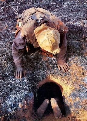 Barefoot Tribal Anaconda Hunters