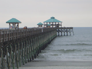 Lowcountry outdoors: Big Kahuna Tourney at Folly Pier 8/29