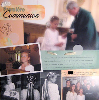 1er Août - Première Communion de Marielle 01