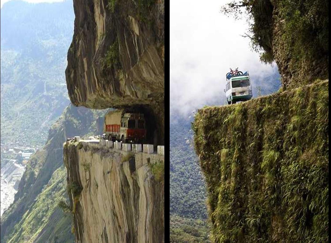 Bolivia A Estrada Da Morte