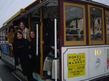 En el Trolley de Powell Street