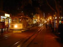 Powell Street de Noche