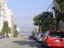 Otra vista de una calle lateral