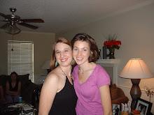 Melissa and Lindsay!