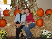 Aunt Wanda and Melissa!