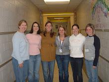 WKE's 2007-2008 First Grade Team!