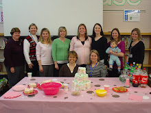 Fran's Baby Shower at WKE