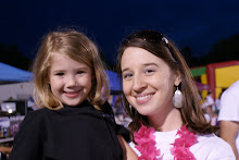 Melissa and Alley at Relay for Life- Walking For The Cure!