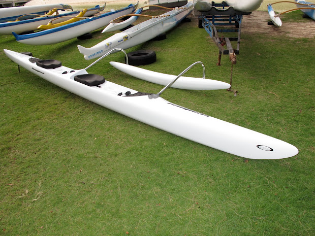 Hurricane Outrigger Canoe Oc1 - Year of Clean Water