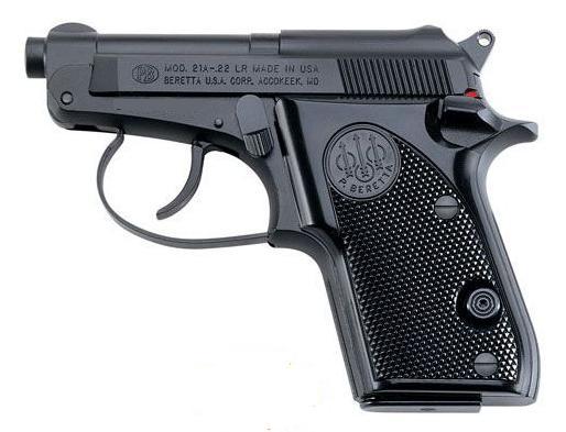 25 Pistol Revolver