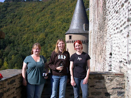 Vianden Castle 9/2007