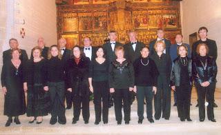 Colegiata de Sta. María (Bolea). 30 de marzo de 2008