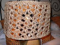 Ma grand mère tricotait de petites œuvres d'ar