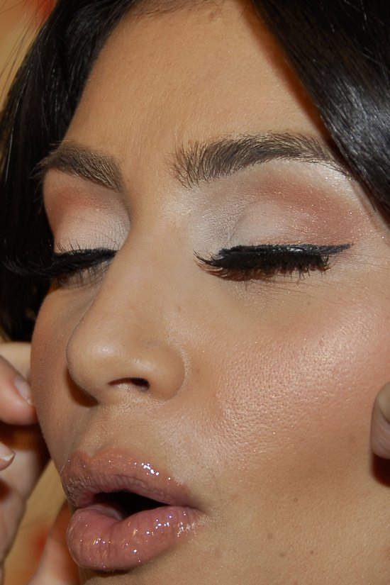 Boujee.: New Kim K. Make Up Looks Im Considering...what Do
