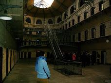 Inside the Kilmainham Gaol jail