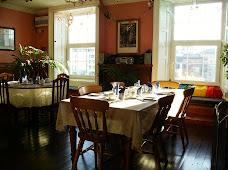 Breakfast Room at the Inn on the Liffey