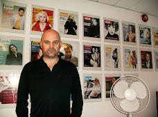 Brian Finnegan , Editor Gay Community News