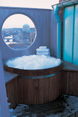 The Clarence Hotel Hot Tub