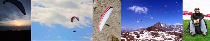 Paragleiten ... ein Leben mit dem Wind!
