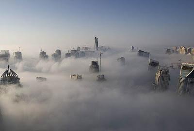 -3- Aldea Oculta de las Nubes NIEBLA