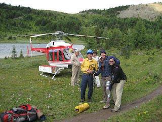 airlift SPOT satellite messenger