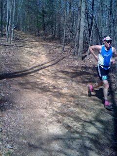 Todd Walker at 2009 Bull Run Run 50 mile