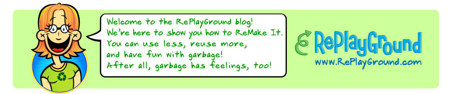 RePlayGround - recycling with a twist!