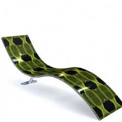 ::  Karim Rashid Chaise Lounge  ::
