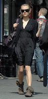 Diane Kruger in SoHo