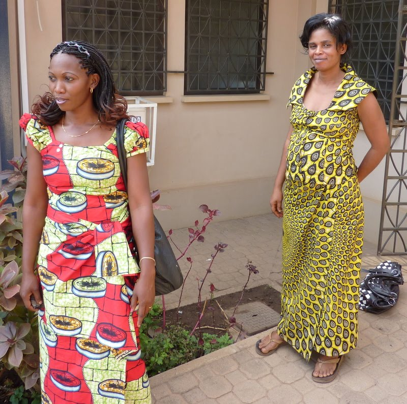 Thoughts From Joburg: Congolese Women