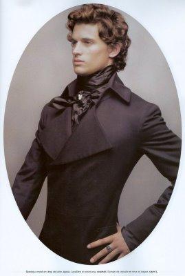 trova il prezzo più basso immagini ufficiali scarpe eleganti L'angolo di Estel: Moda maschile nell'800