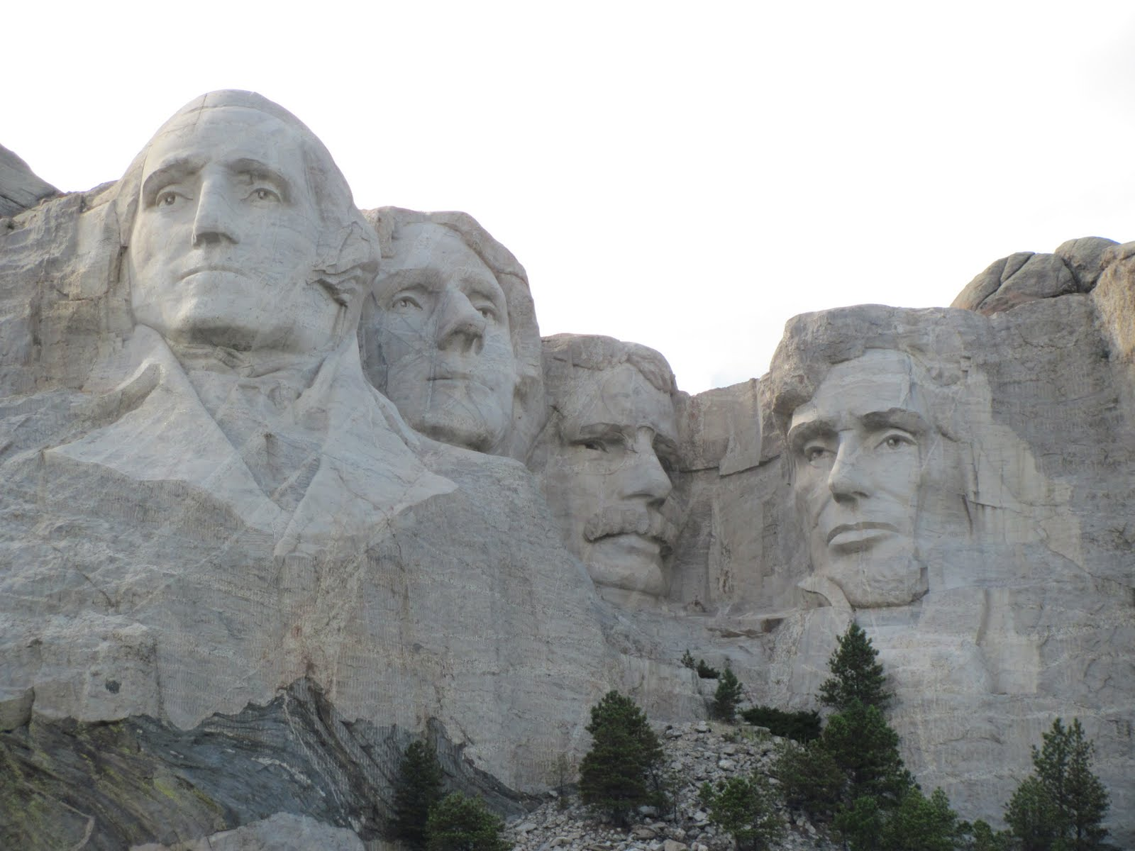 The Beginning Of The Rest Of My Life Day 4 Mount Rushmore