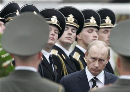 Homoeroottinen näkökulma Putinista