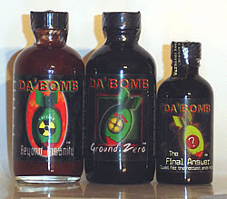This is the first in a series of posts featuring the hottest hot sauces  available from the Carolina Sauce Company. While there are numerous  different types ... 238d9e56af65a