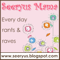 Seeryus Mama flowers button