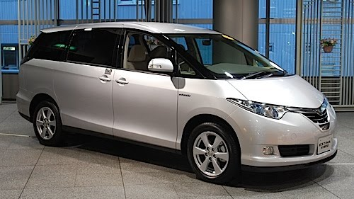 Toyota Will Have Lithium Ion Battery Minivan Version Of The Prius Hybrid