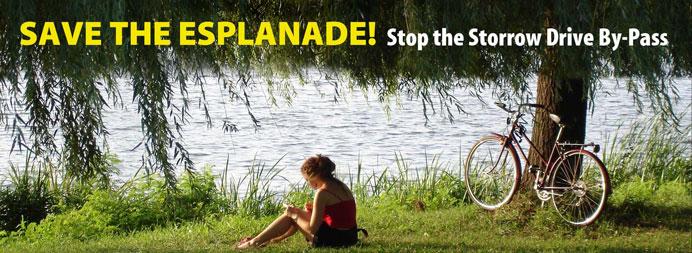 Save The Esplanade