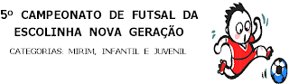 Banner do FutSal Mirim
