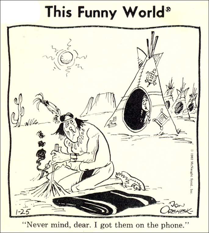 Don Orehek Cartoons: This Funny World (McNaught Syndicate ...