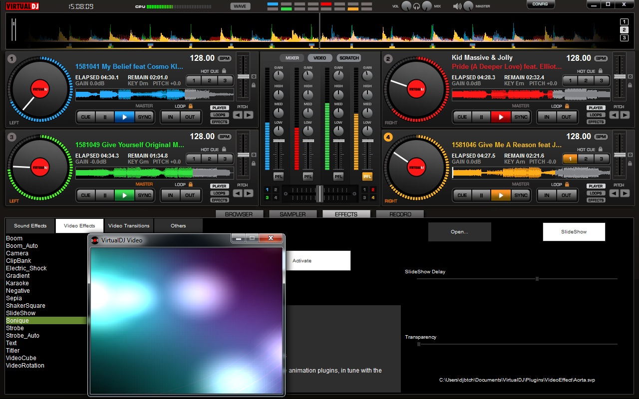 atomix virtual dj serial number