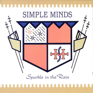 Scotland's Simple Minds continue to dazzle and impress with their sixth (and best) album, Sparkle in the Rain. The record was produced by Steve Lillywhite (U2, et al.), and it's a perfect match-up: Simple Minds aspire to music of a trancelike otherworldliness, and Lillywhite has the knack to lead them up that proverbial stairway to heaven