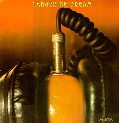 This album by Tangerine Dream was originally released as 'Quichotte' in 1980, then rerelaased later in 1986 as 'Pergamon'.  It was recorded live at the Palast Der Republik, and is the album which introduces Johannes Schmoelling as a member of this famed electronic trio from Germany.