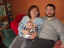 Joseph, Papa + Mummy