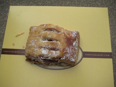 Porto's Bakery Apple Strudel